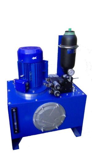 Гидростанция для промышленных фильтр прессов